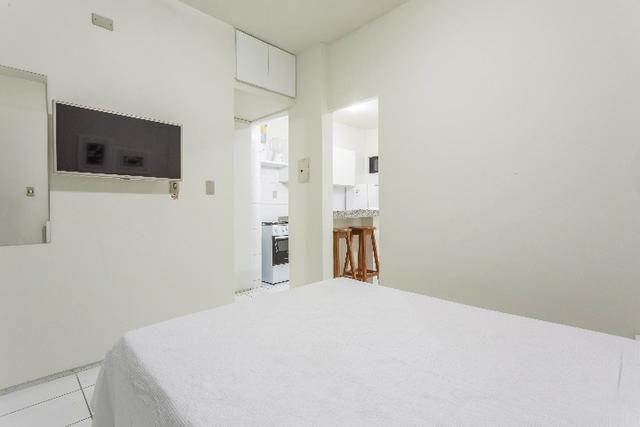 Flat 103, 4º pavimento Boa Viagem, completíssimo, Praia e Shopping Center - Foto 6