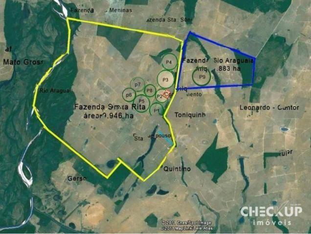 Fazenda à venda, 11.829 ha por R$ 500.000.000 - Zona Rural - Jussara/GO - Foto 6