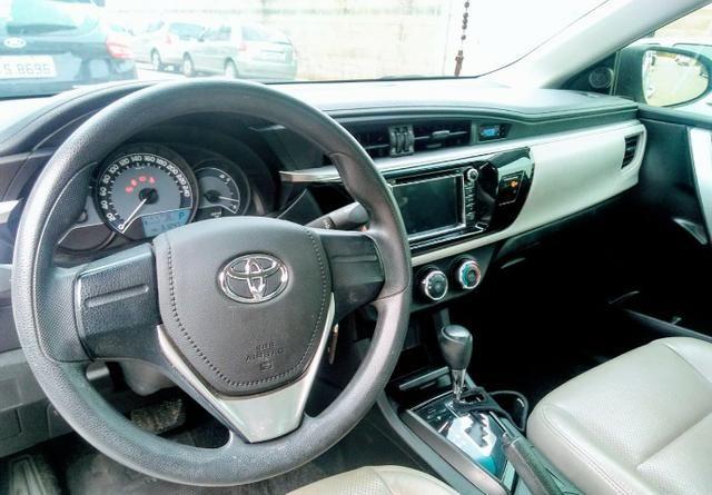 Toyota Corolla GLI 1.8 Aut. 2016 - Foto 8