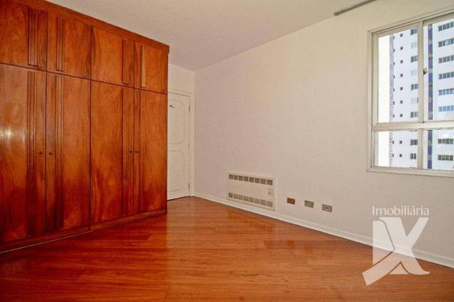 Apartamento - venda -3 quartos - 127 m² - r$ 700.000 - água verde - curitiba/pr - Foto 12