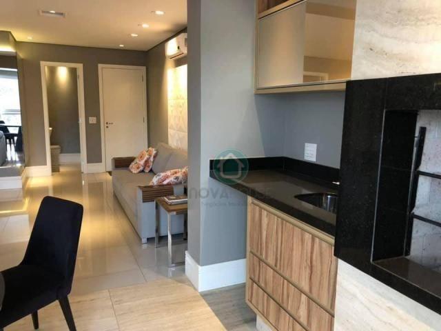 Apartamento com 3 dormitórios à venda, 132 m² por r$ 1.000.000,00 - centro - campo grande/ - Foto 3