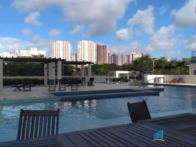Apartamento com 3 dormitórios para alugar, 110 m² por r$ 2.079,00/mês - salinas - fortalez - Foto 18