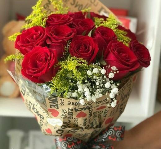 Rosas Vermelhas - Foto 5