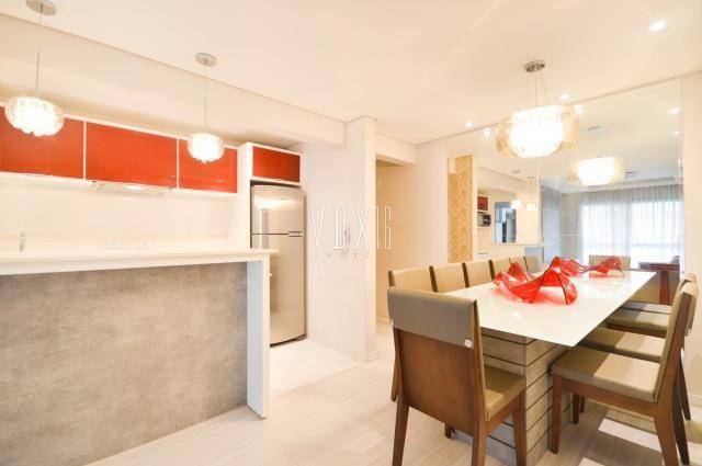 Apartamento à venda com 3 dormitórios em Silveira da motta, Sao jose dos pinhais cod:1098