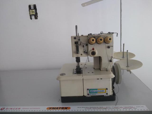 Máquina Bracob semi industrial