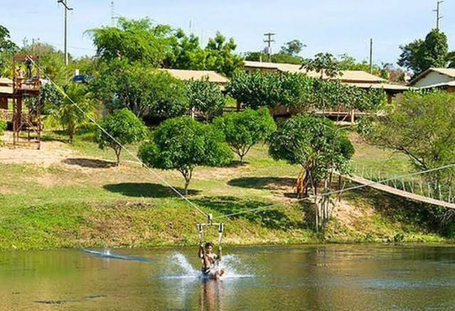 2 diárias no eco resort Rio das garças em Parnamirm - Foto 5