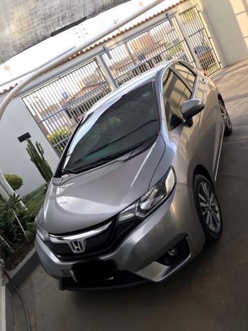 Honda Fit EXL 2016 IMPECÁVEL