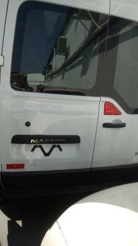 Master minibus 16 lugares 0km 2020 - branca - Foto 8