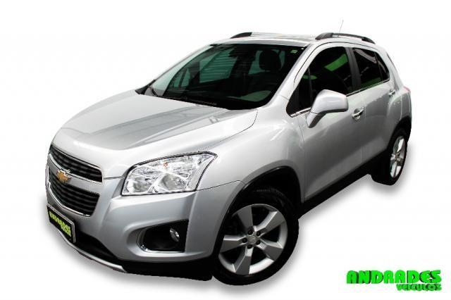 Chevrolet Tracker LTZ 1.8 16V FLEX 4X2 AUT 4P