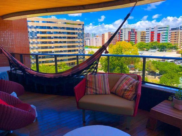Lindo Apartamento na Ponta Verde com 180m em 3 suítes e 3 vagas - Foto 8