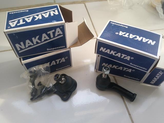 Pivo de suspensão e terminal de direção NAKTA - Foto 2