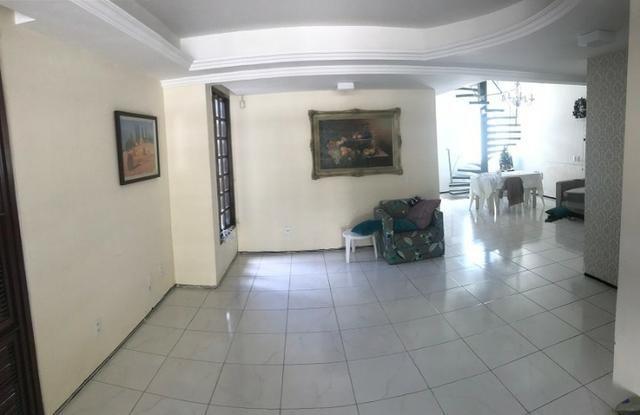 TE0441 Casa duplex com amplo terreno de 960m², 4 quartos, 6 vagas, piscina - Foto 4