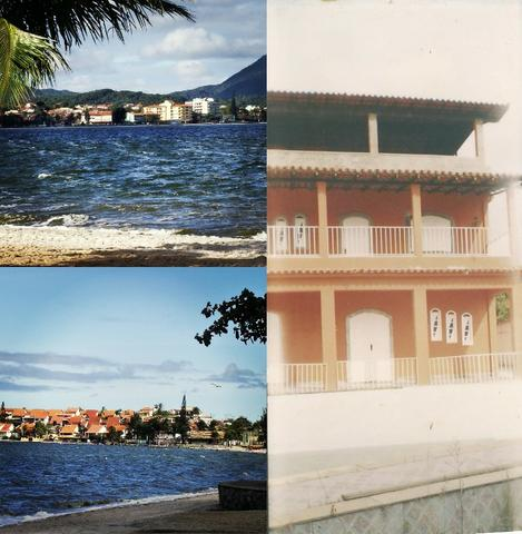 Vendo/Alugo Casa c/ 3 Andares ou Apartamentos Privilegiada no Centro de Iguaba Grande - Foto 6