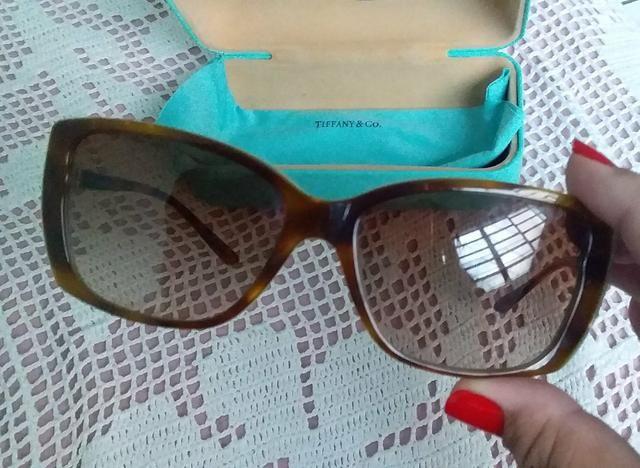 Óculos de sol Original Tiffany  co Aceito propostas - Bijouterias ... 2170d5ecaf