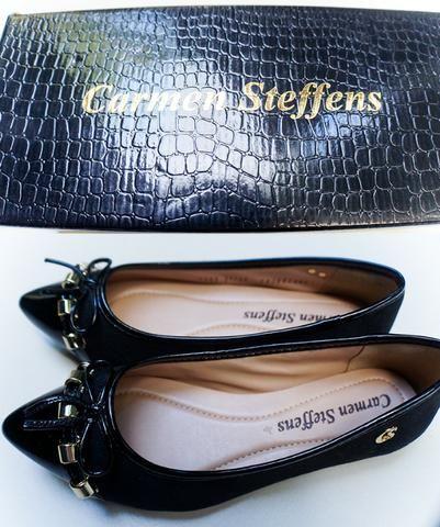 41b8dcbb5 Sapatilha maravilhosa da Carmen Steffens - Roupas e calçados ...