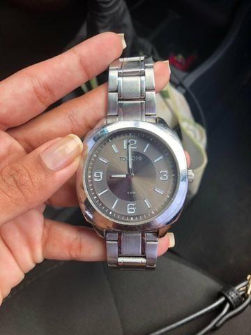 Vendo relógio touch