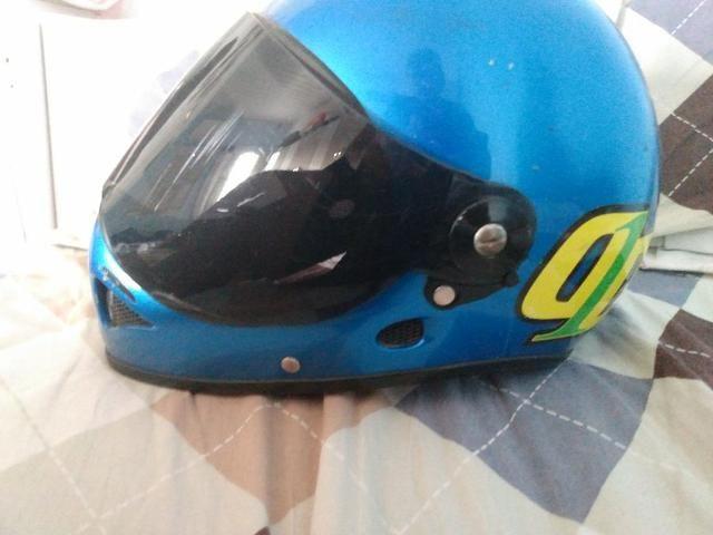 Vendo capacete New olders super race