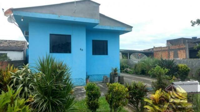 Casa para Venda em Imbituba, Campo D´AVIAÇÃO, 4 dormitórios, 1 suíte, 1 banheiro, 1 vaga - Foto 3