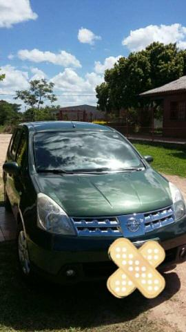 Livina Nissan 1.6 carro abaixo da FIPE