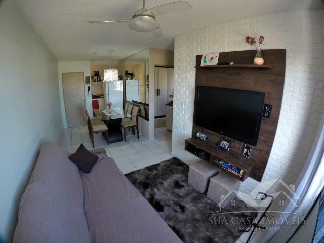 Apartamento 2 Quartos, reformado, com armários, sol da manhã, Resid. Jardim Tropical - Foto 16