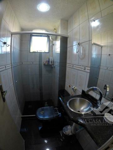 Apartamento 2 Quartos, reformado, com armários, sol da manhã, Resid. Jardim Tropical - Foto 5