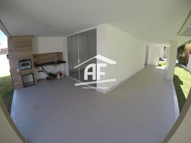 Casa nova no condomínio San Nicolas - 4 suítes sendo 1 máster com closet - Foto 8