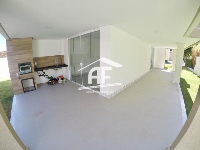 Casa nova no condomínio San Nicolas - 4 suítes sendo 1 máster com closet - Foto 9