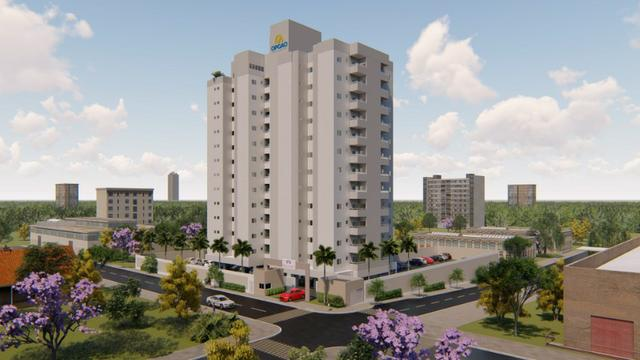 Apartamento Planta Residencial Flamboyant Próximo ao Industrial - Foto 4