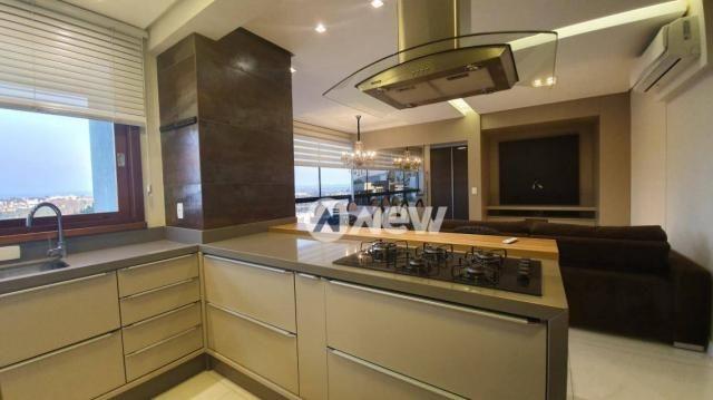 Apartamento com 2 dormitórios à venda, 80 m² por r$ 550.000,00 - mauá - novo hamburgo/rs - Foto 16