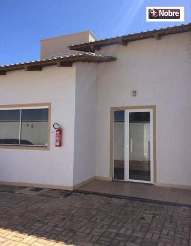 Casa com 2 dormitórios para alugar, 77 m² por r$ 870,00/mês - plano diretor sul - palmas/t - Foto 3