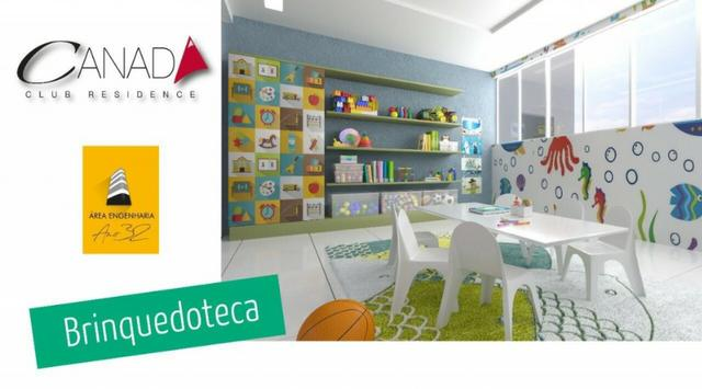 Condomínio Canadá Residence (Apartamento na Zona Sul) - Amc Imobiliária - Foto 6