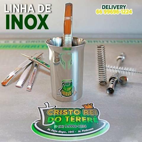 Utilidade inox Wats *