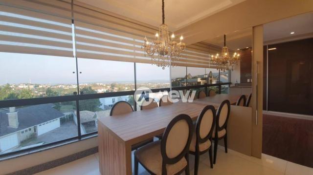 Apartamento com 2 dormitórios à venda, 80 m² por r$ 550.000,00 - mauá - novo hamburgo/rs - Foto 7