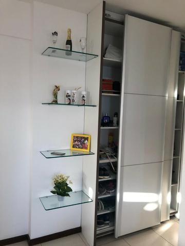 Alugo excelente flat mobiliado no Centro - Foto 9