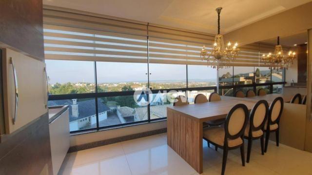 Apartamento com 2 dormitórios à venda, 80 m² por r$ 550.000,00 - mauá - novo hamburgo/rs - Foto 2