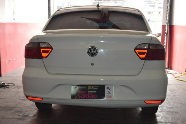 Volkswagen Voyage City 1.6 Flex com GNV, Completo. Aprovamos seu crédito mesmo sem renda - Foto 7