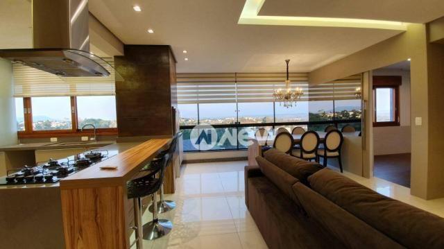 Apartamento com 2 dormitórios à venda, 80 m² por r$ 550.000,00 - mauá - novo hamburgo/rs - Foto 17