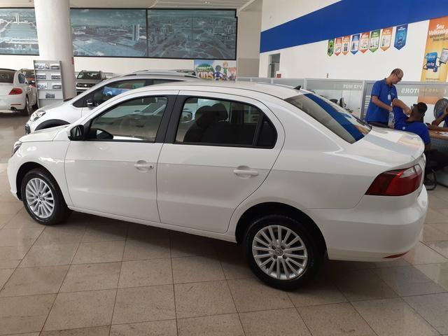 Volkswagen Voyage 1.6 2020 top de linha