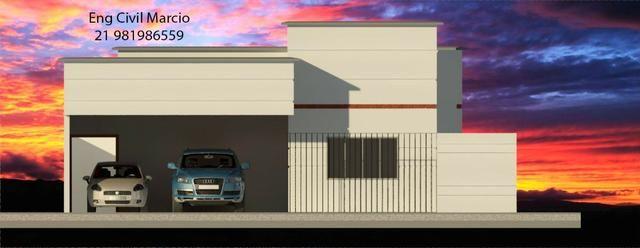 Engenheiro civil - Projeto Arquitetonico - Planta baixa - Projeto estrutural - Foto 4