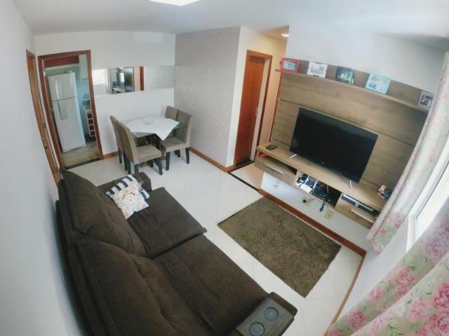Apartamento de 2 quartos no condomínio carapina B1 - Foto 2