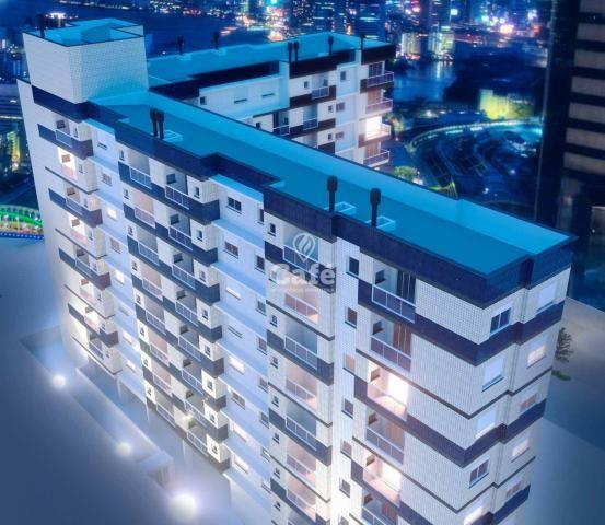 Apartamento de 2 dormitórios com garagem no Centro de Santa Maria - Foto 2