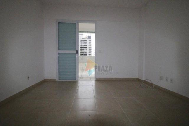 Apartamento para alugar, 100 m² por R$ 3.000,00/mês - Canto do Forte - Praia Grande/SP - Foto 11