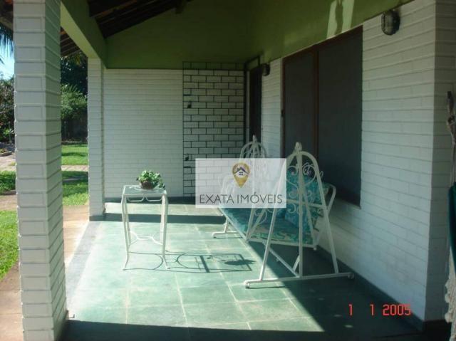Casa terreno inteiro, linear 3 quartos, Extensão do Bosque/ Rio das Ostras! - Foto 7
