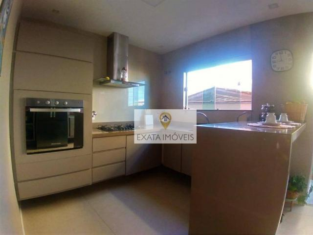 Linda casa linear em condomínio fechado, Residencial Villa Contorno! - Foto 8