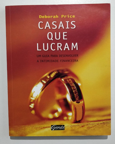 Livro Casais Que Lucram Deborah Price Gente Editora