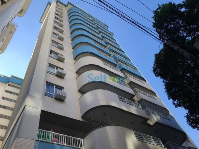 Apartamento com 2 dormitórios para alugar, 86 m² - Icaraí - Niterói/RJ
