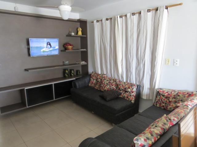 Excelente casa no Balneário Enseada com 3 quartos com ar condicionado - Foto 9
