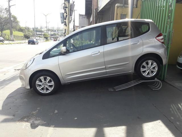 Fit 1.4 aut ipva 2020 pago novinho !!6mil!!