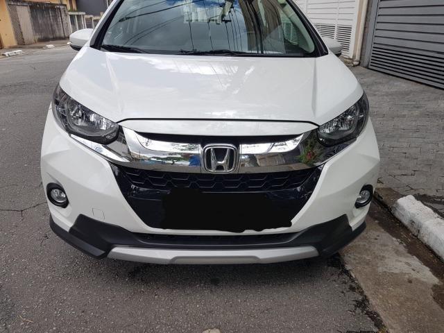 Wrv Honda Branco Perola Ex CVT 2018 todo revisado - Foto 3