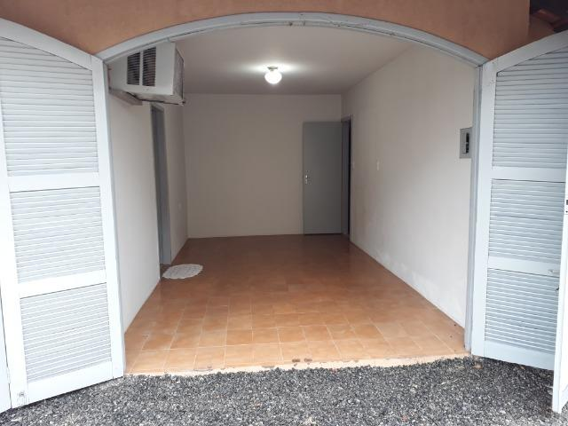 Excelente casa no Balneário Enseada com 3 quartos com ar condicionado - Foto 18